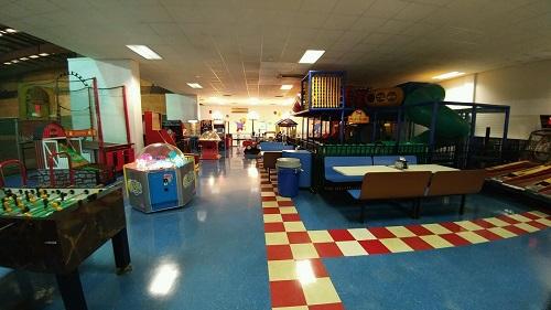 Video games arcade in Newark DE