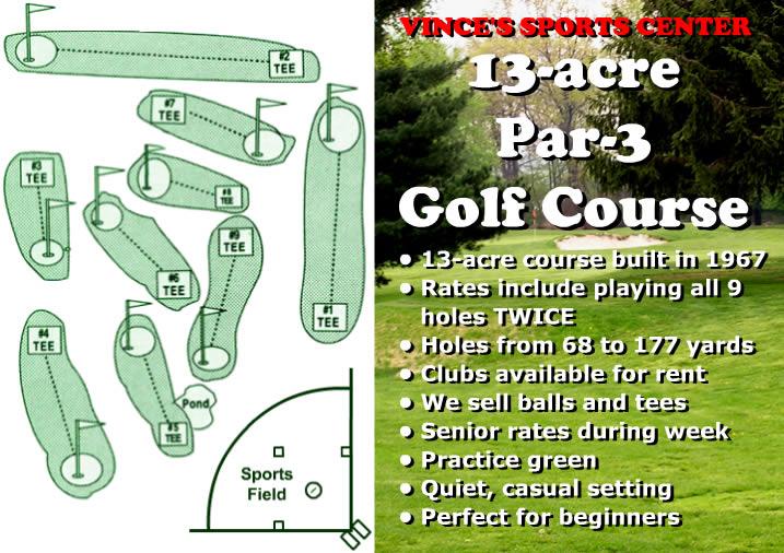 Golf course in Newark DE