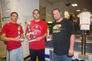 April 2011's Air Hockey Tournament Winners