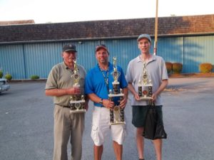 2010 Par 3 Tournament winners