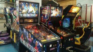 Arcade games in Newark Delaware