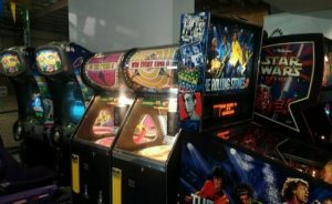 arcade games in Newark