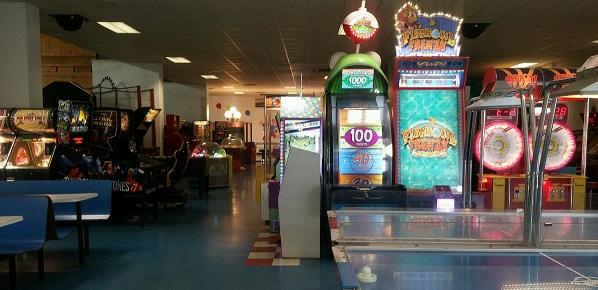Newark DE arcade games