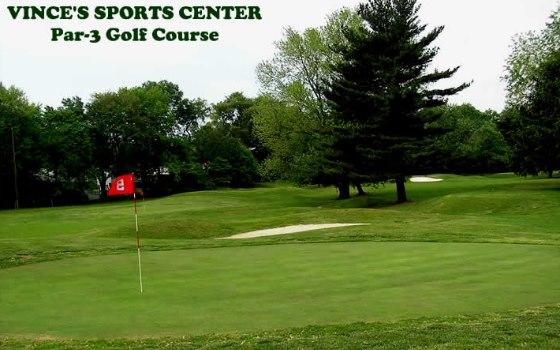 Par 3 golf course in Newark DE