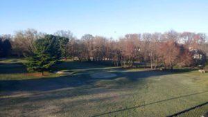 Newark golf course