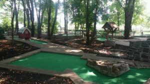 Newark miniature golf