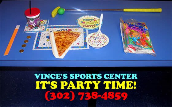 Party venue for birthdays and groups