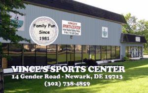 Vince's Sports Center of Newark, DE