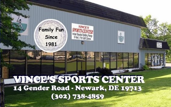 Vince's Sports Center of Newark, DE