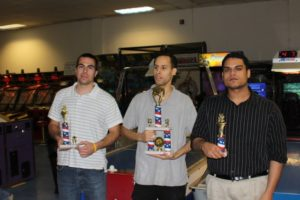 March 2010's Air Hockey Winners