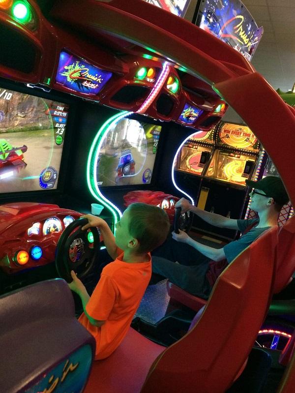 Newark, DE arcade games